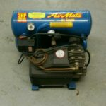 1 half hp air compressor