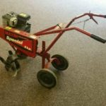 22 inch front tine rototiller