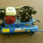5 hp air compressor